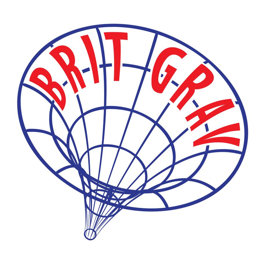 BritGrav 15 logo